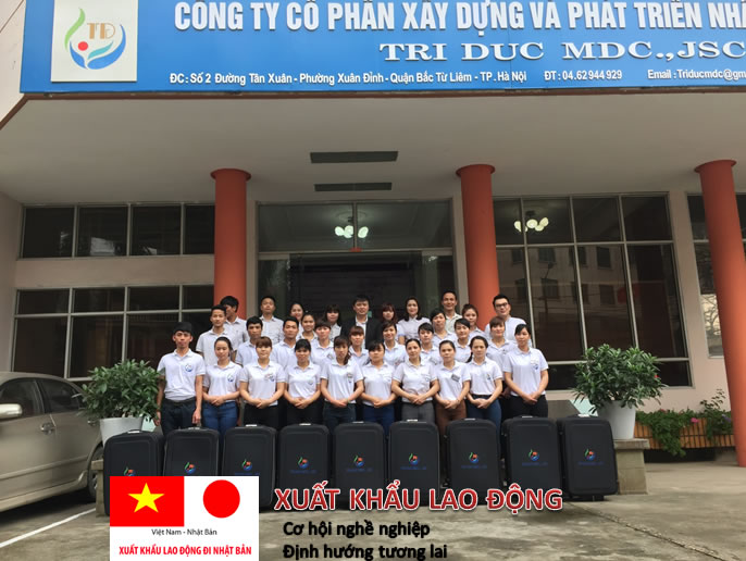 Trí Đức - Công ty XKLĐ Uy tín tại Hà Tĩnh